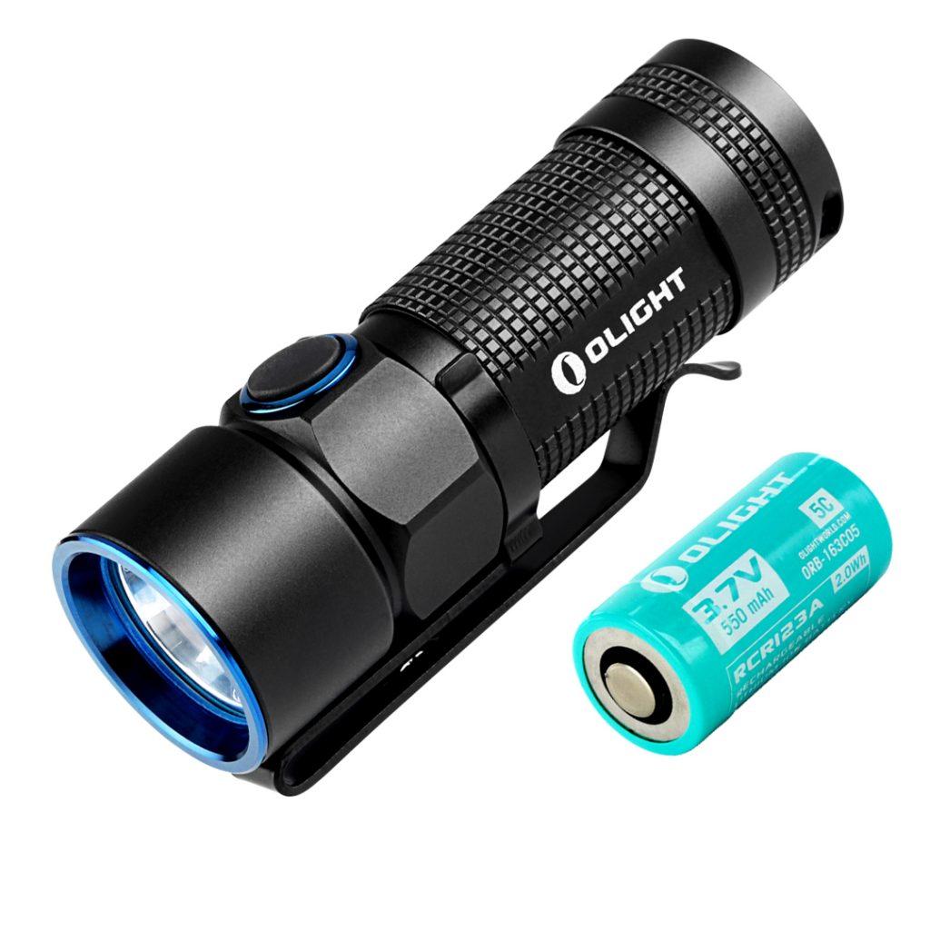 Olight Perun Mini Flashlight Review