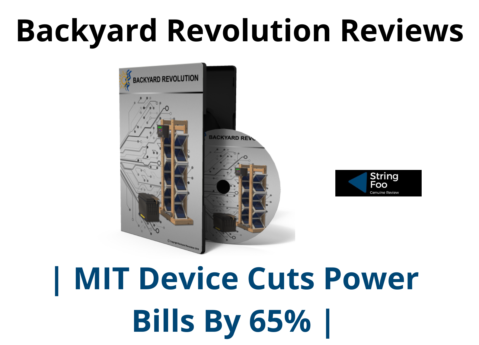 Backyard Revolution Reviews