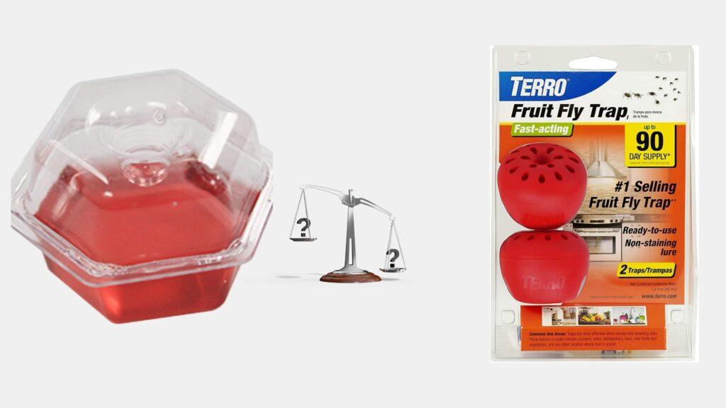 Terro Fruit Fly Trap Reviews
