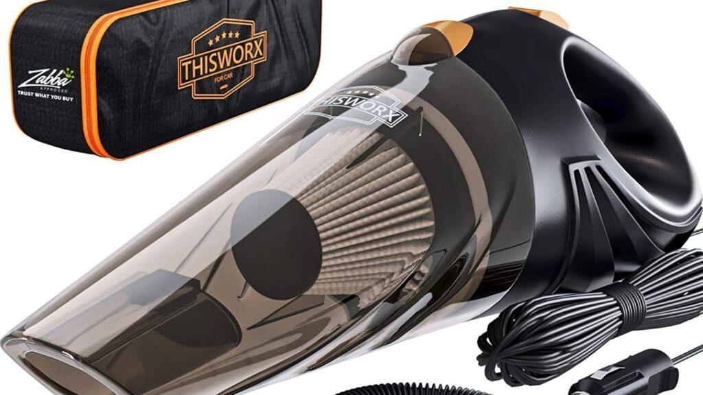 Thisworx Car Vacuum Review