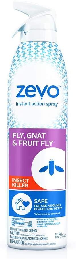 Zevo Bug Spray Reviews