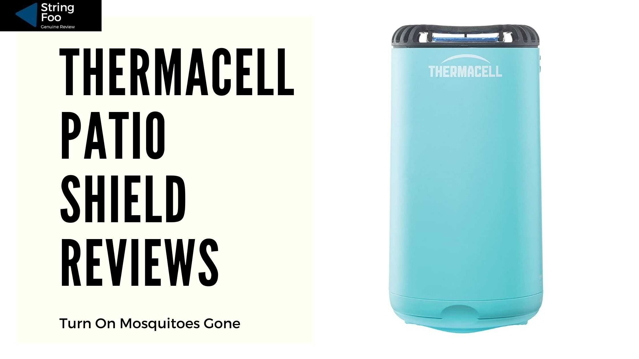 Thermacell Patio Shield Reviews