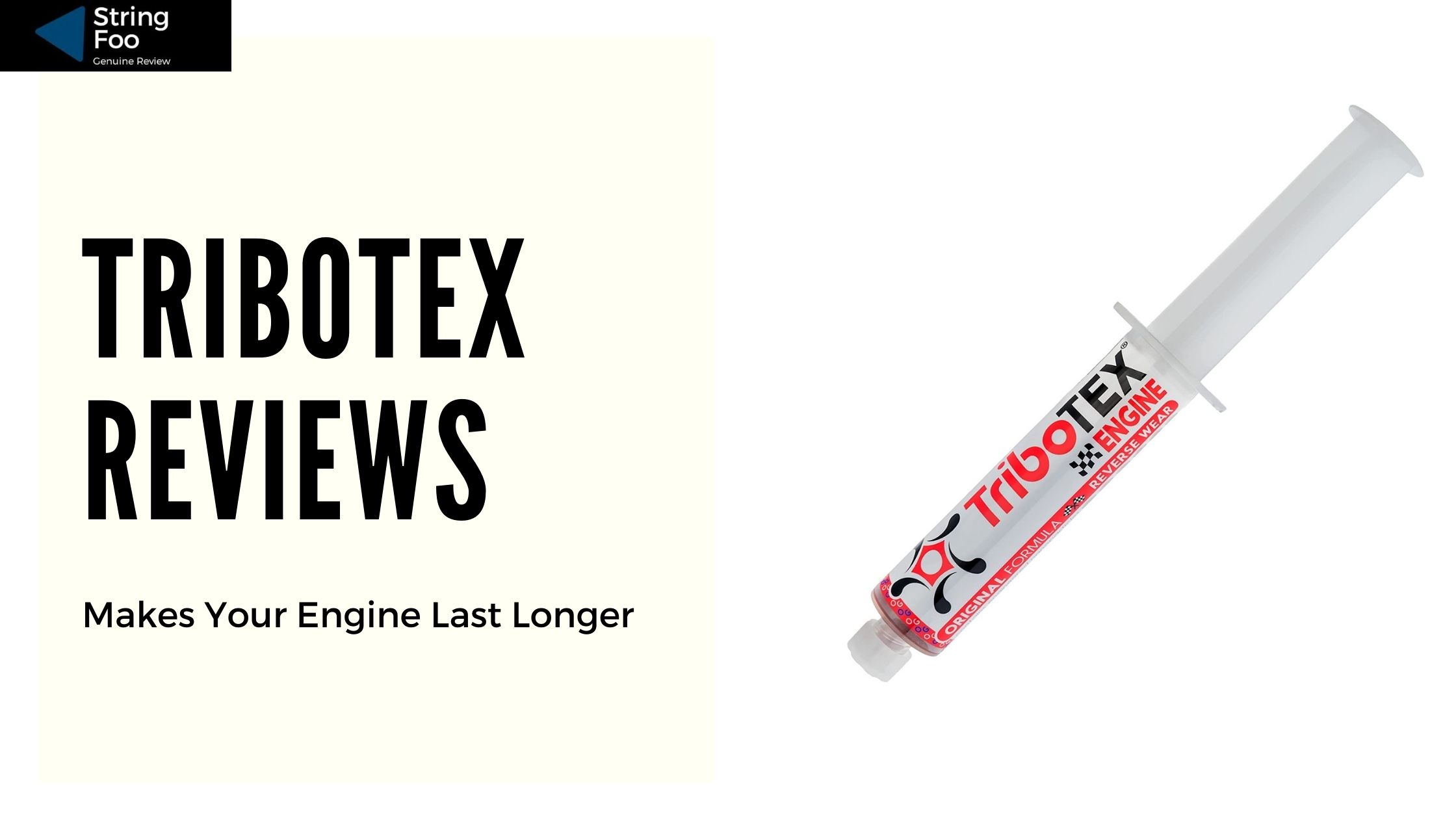 Tribotex Reviews