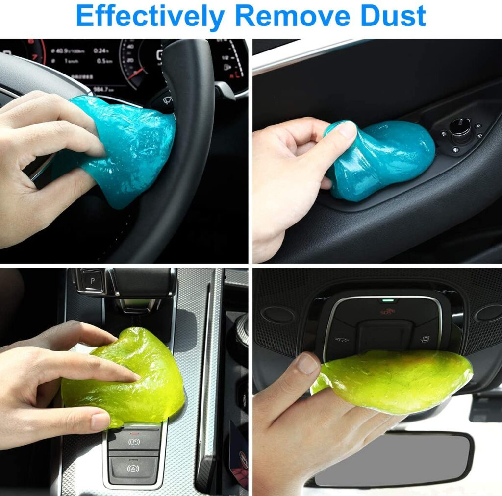 Cleaning Gel For Cars
