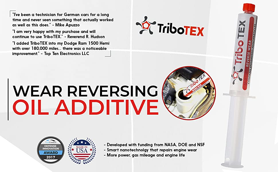 Tribotex Review